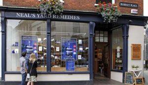 Neals Yard Remedies Salisbury