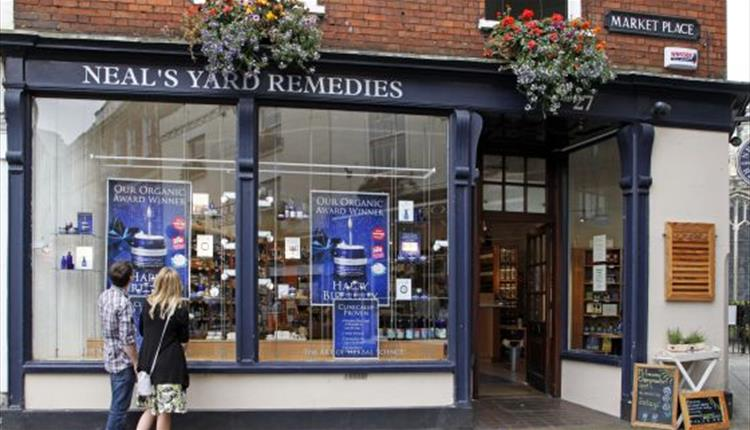 Neals Yard Remedies Salisbury